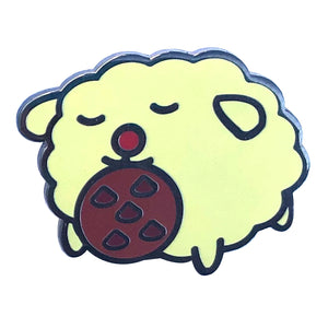 Bun-Bun Cookie Enamel Pin