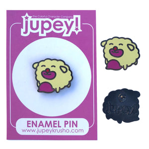 Bun-Bun Ice Cream Enamel Pin