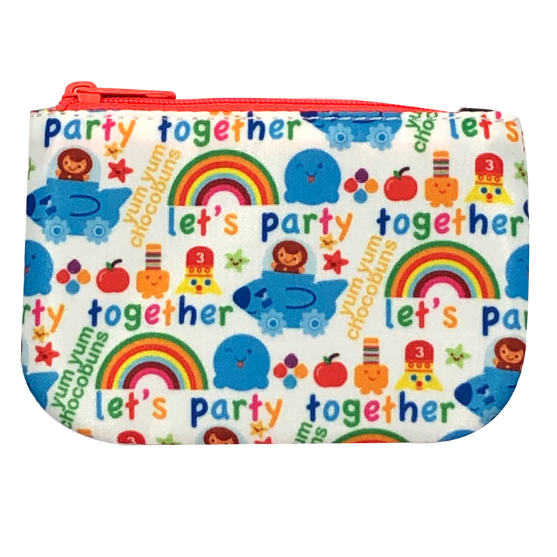 Party Together Coin Bag
