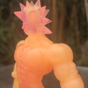 Boko the Destroyer Resin (Strawberry Mango)