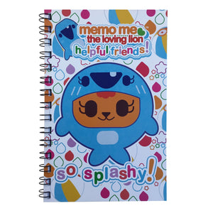 NEW! So Splashy Journal