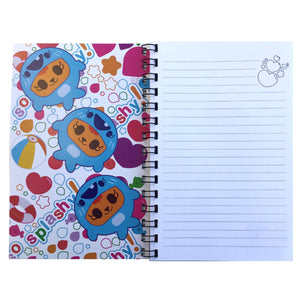 So Splashy Notebook
