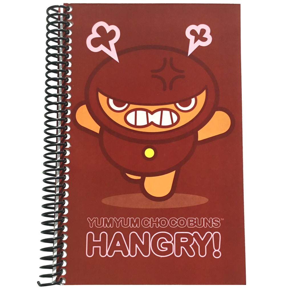 HANGRY! Spiral Notebook