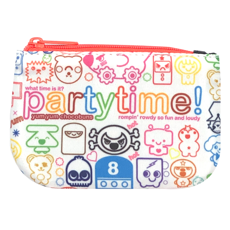 Partytime Coin Bag