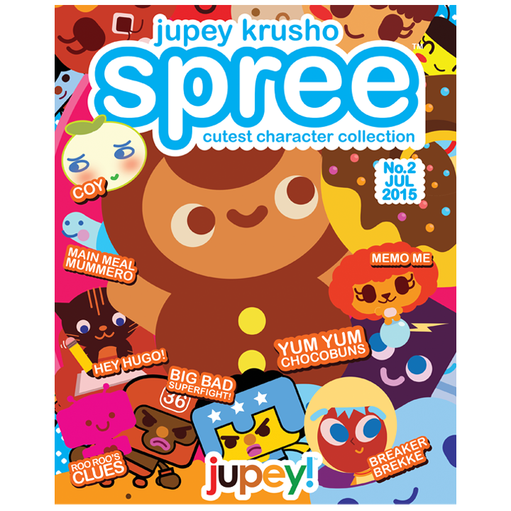 Jupey Krusho Spree: Volume 2