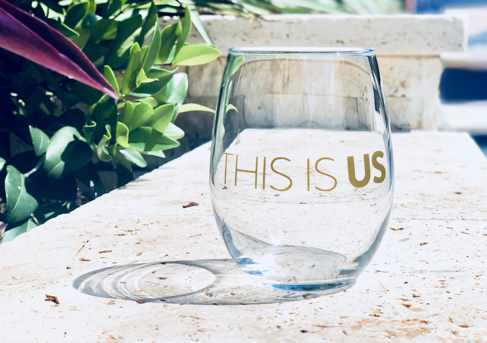This is us glass, this is us, this is us wine glass, wine glass this is us, this is us gift, favorite show wine glass, this is us tv show
