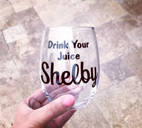 Steel Magnolias set, steel Magnolias wine, drink your juice, whack oiser, love you more, my colors are, stee magnolias gift set