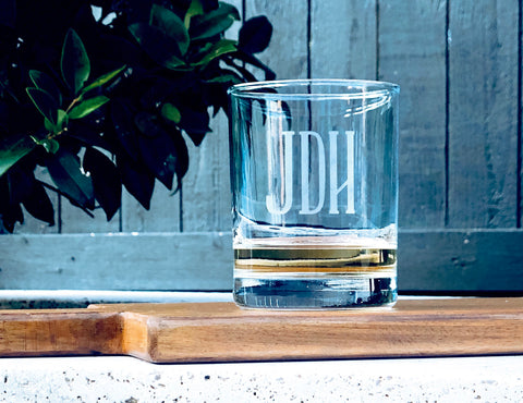 Monogram whiskey glasses, personalized whiskey glasses, monogram initial cocktail, cusyom whiskey glasses, personalized whiskey tumbler