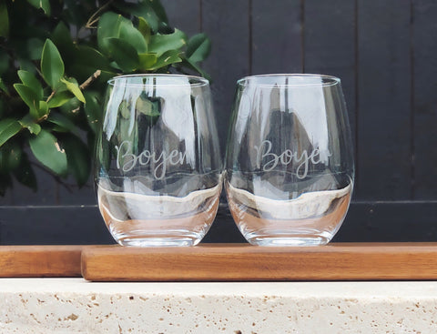 Personalized Wedding glass, bride and groom gifts, personalized wedding present, gifts for the bride and groom, wedding couples gift, name