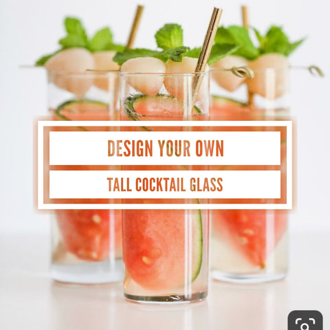 Design your own Cocktail Glass, personalized Margarita Glass, custom Cocktail glass, design your own Cocktail  glass, Bourbon, Gin, Tequila,