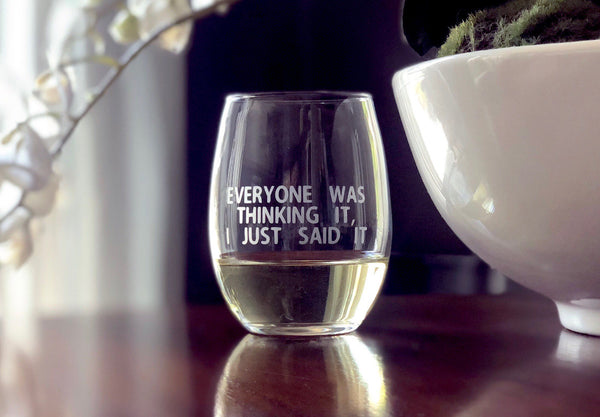 Funny gift ideas for friends, funny wine glass for friends, birthday gift ideas, etched wine glass for friend, sarcastic gift, rude, snarky