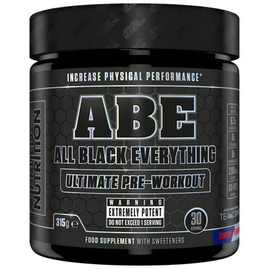 ABE (All Black Everything) 315g 30 Servings