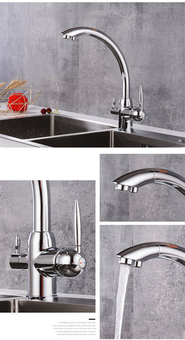 360 Rotation Kitchen Faucets