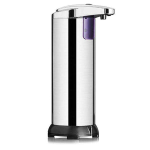 Electric Soap Dispenser Newest Infrared Automatic Soap Dispenser Stainless Steel 19QB - Fbest