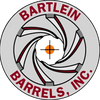 "Bartlein Barrel: 30 Cal - 17 Twist - 26"" - Heavy Varmint Contour"