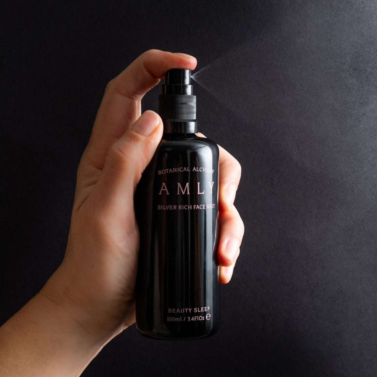 Amly Radiance Boost Facial Mist