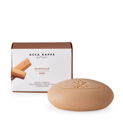 Acca Kappa Sandalwood Soap