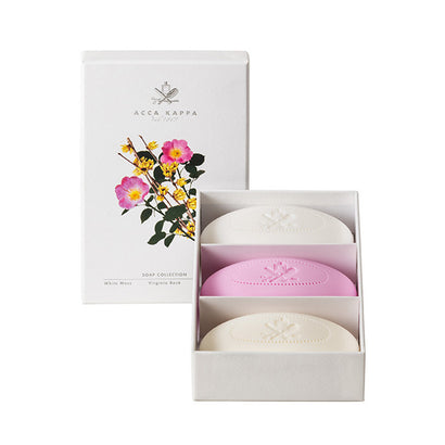 Acca Kappa Soap Trio Gift Set