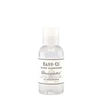 Barr-Co Travel Hand Sanitiser