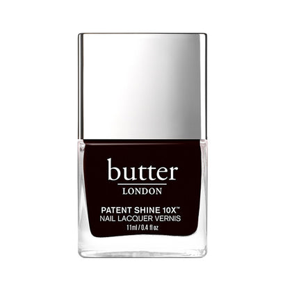 butter LONDON Wicked Patent Shine 10X Nail Lacquer