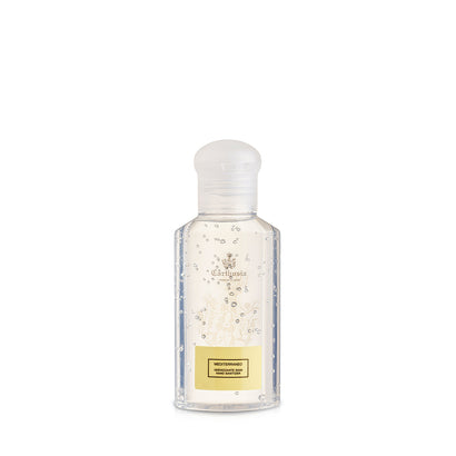 CARTHUSIA Mediterraneo Scented Travel Hand Sanitizer - 80ml