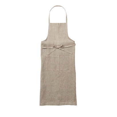 Fog Linen Work Apron - Natural