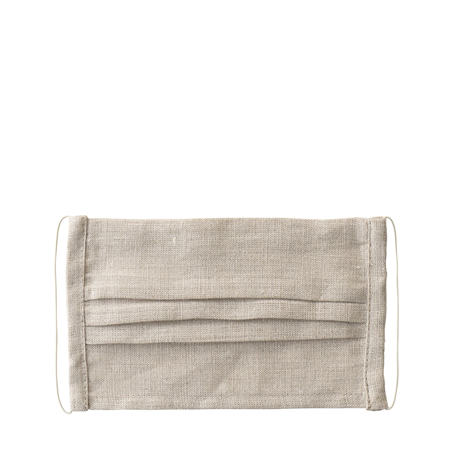 Fog Linen Work Face Mask - Linen