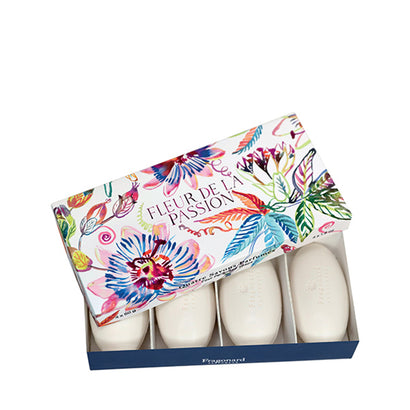 Fragonard Fleur de la Passion Perfumed Soap Gift Set