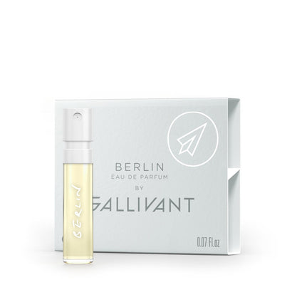 Sample Vial - Gallivant Berlin Eau de Parfum
