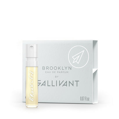 Sample Vial - Gallivant Brooklyn Eau de Parfum