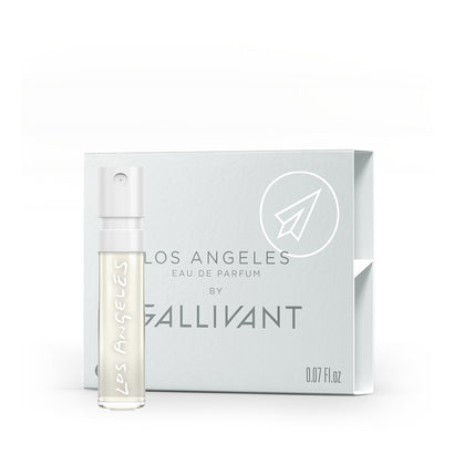 Sample Vial - Gallivant Los Angeles Eau de Parfum