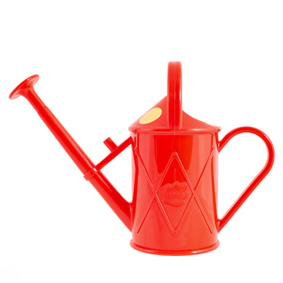 Haws Heritage Watering Can - Red