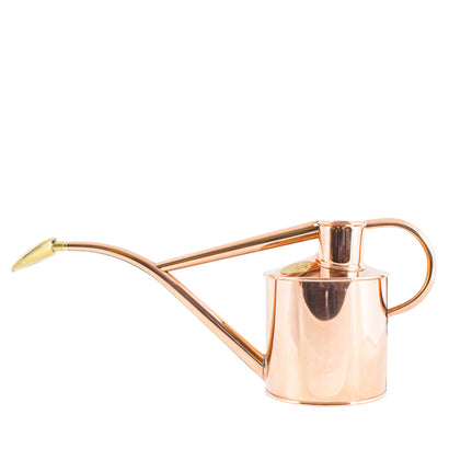 Haws Rowley Ripple Watering Can - Copper 1L