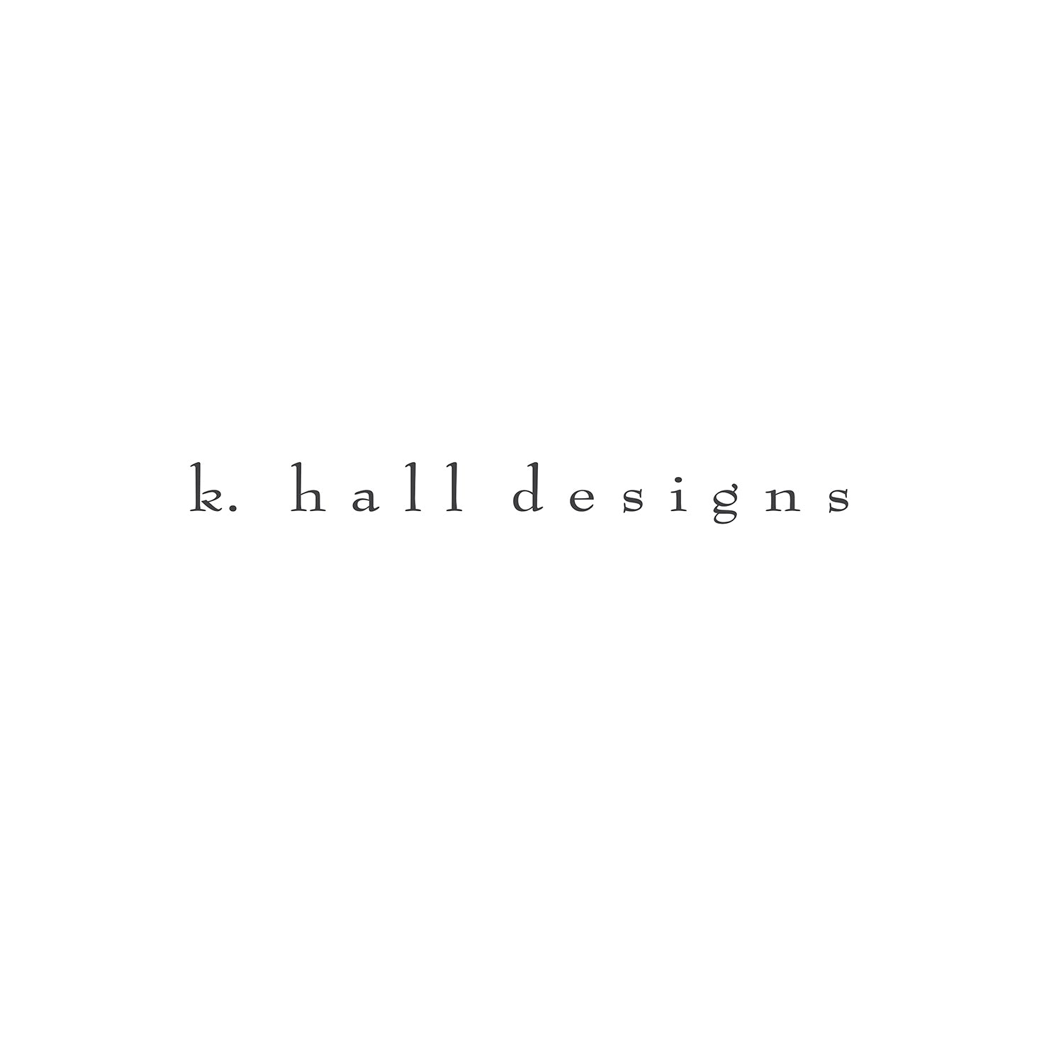 k. Hall Washed Cotton Linen Water