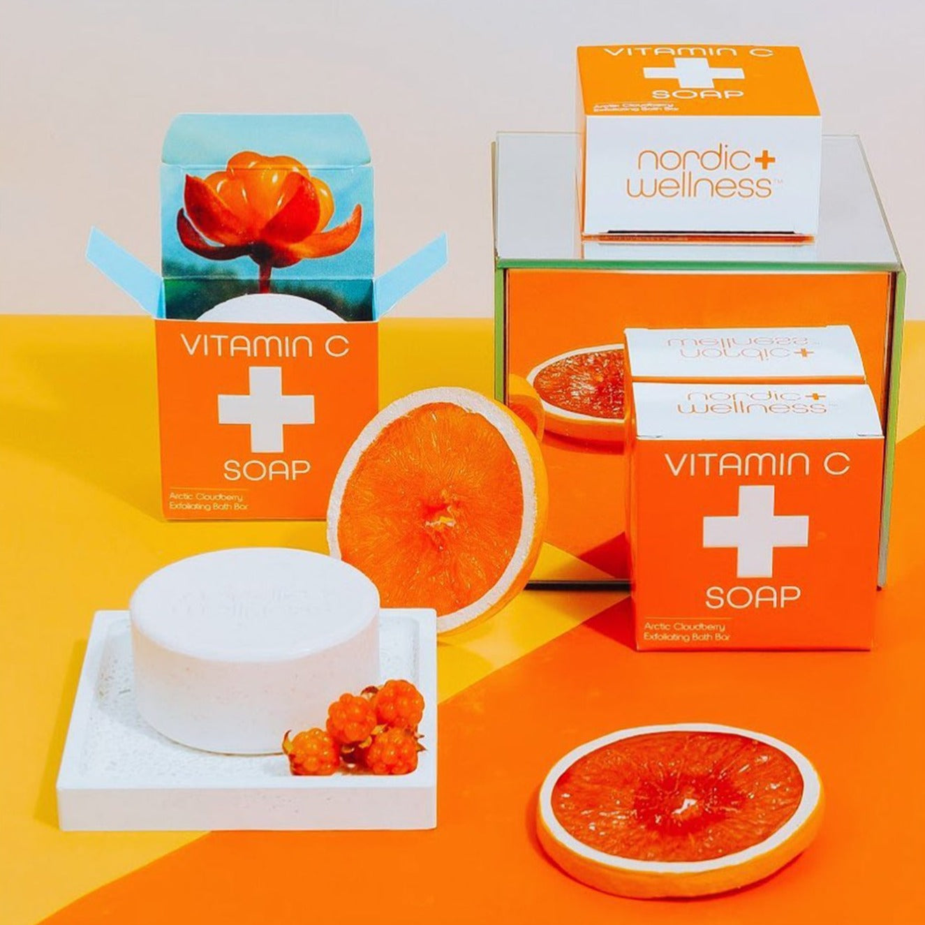 Kalastyle Nordic + Wellness Vitamin C Soap