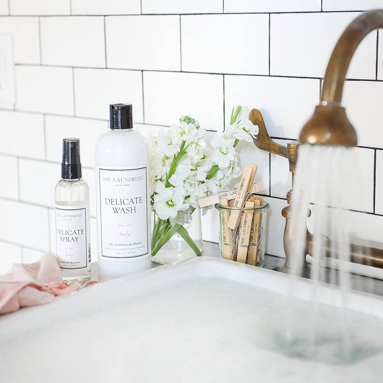 The Laundress Delicate Wash 475ml - Lady