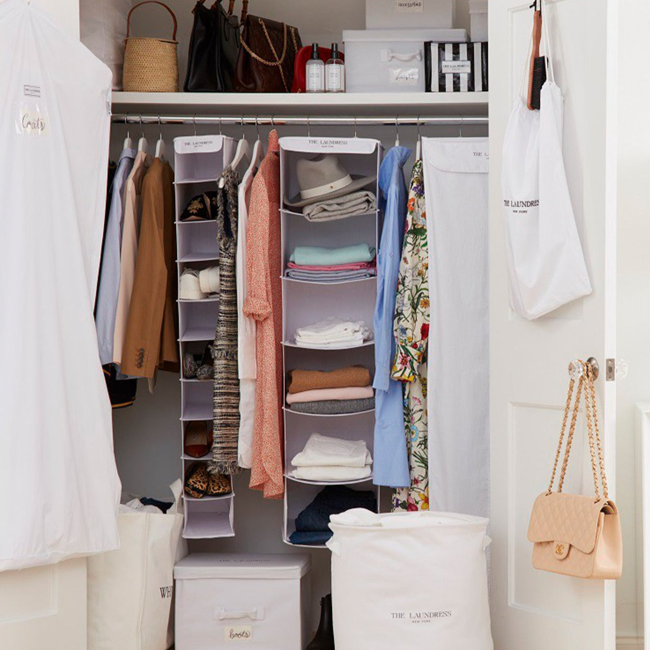The Laundress Triple Sorter
