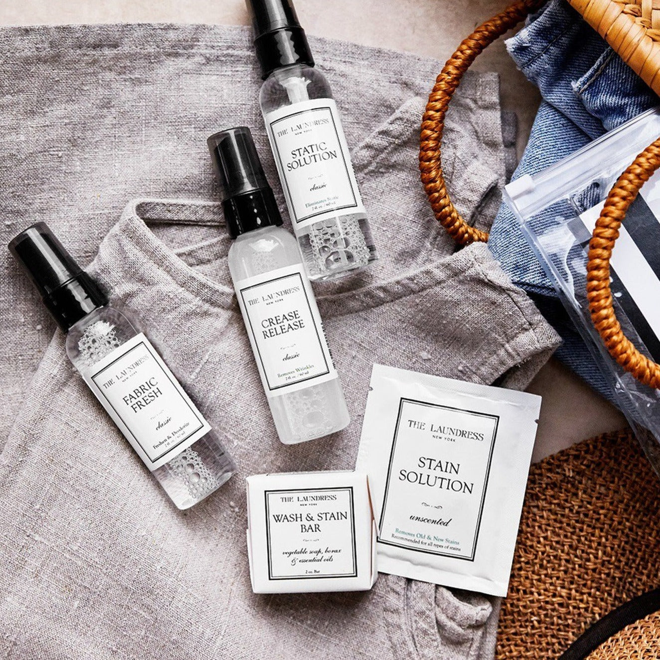 The Laundress Static Solution 60ml - Classic