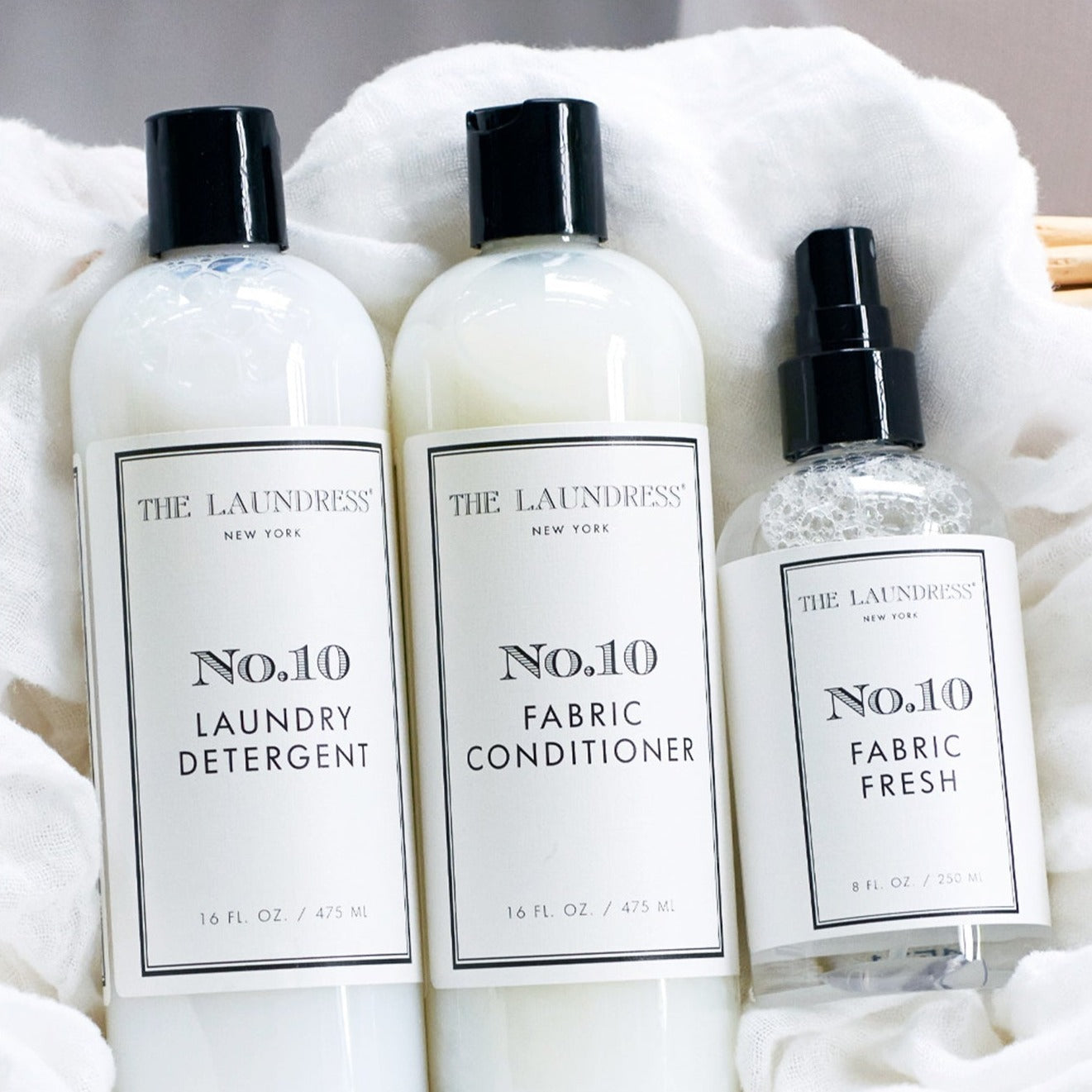 The Laundress No 10 Fabric Conditioner - 475ml