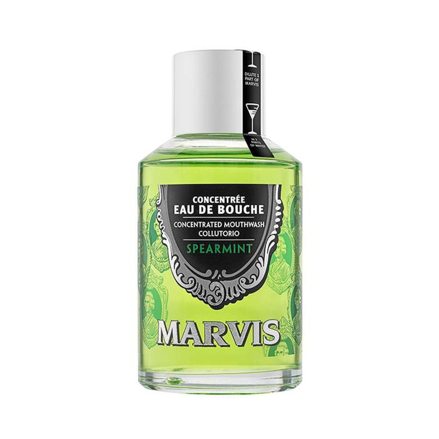 Marvis Spearmint Mouthwash