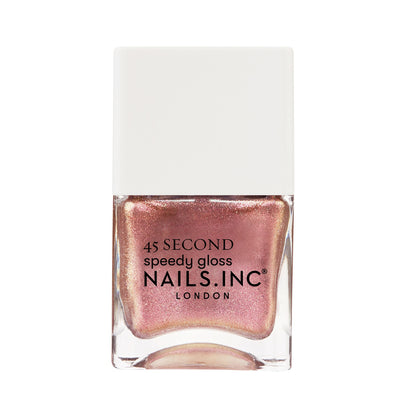Nails.INC 45 Sec Speedy Gloss - Belgravia With Love