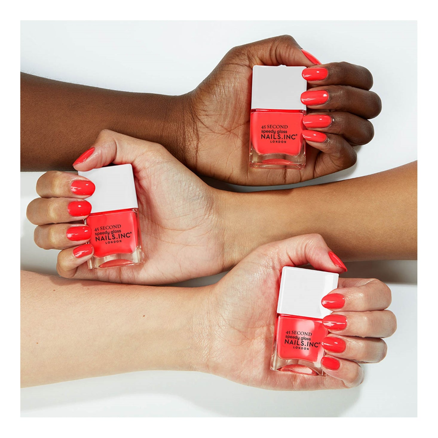 Nails.INC 45 Sec Speedy Gloss - Browsing On Bond Street