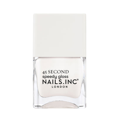 Nails.INC 45 Sec Speedy Gloss - Find Me In Fulham