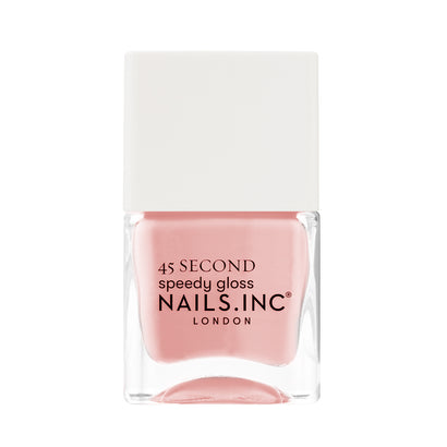 Nails.INC 45 Sec Speedy Gloss - Fly By At Victoria