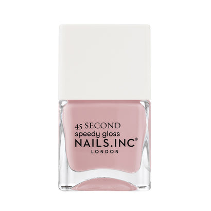 Nails.INC 45 Sec Speedy Gloss - Kings Cross Keeps Cool