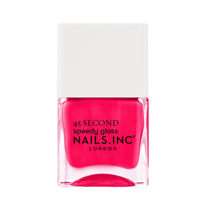 Nails.INC 45 Sec Speedy Gloss - No Bad Days in Notting Hill