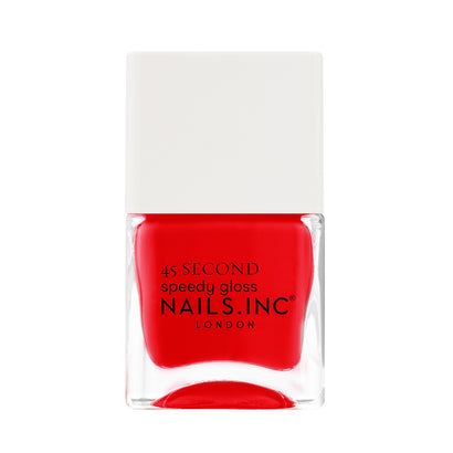 Nails.INC 45 Sec Speedy Gloss - Paddington Peace Out