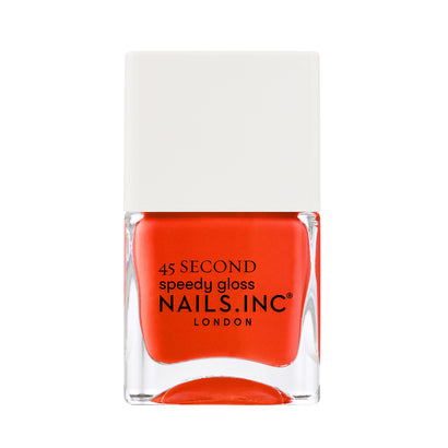 Nails.INC 45 Sec Speedy Gloss - Picadilly Please