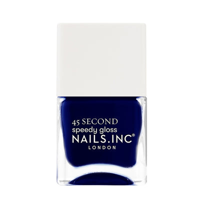 Nails.INC 45 Sec Speedy Gloss - Time For Trafalgar Square