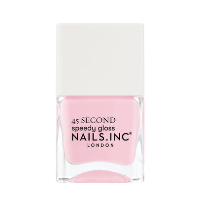 Nails.INC 45 Sec Speedy Gloss - Whereabouts in Windsor
